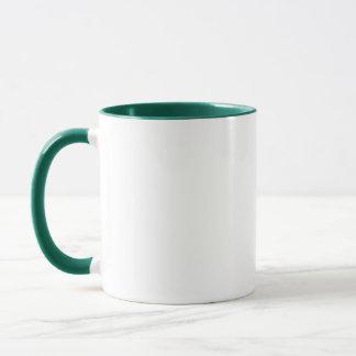 Roligt troll för st patricks daykaffemugg mugg