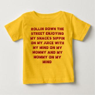 Rollin besegrar gatacreeper.en tee shirts