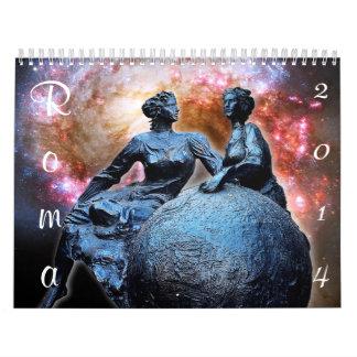 Roma 2014 kalender