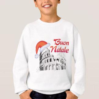 Roma Buon Natale Tee Shirt