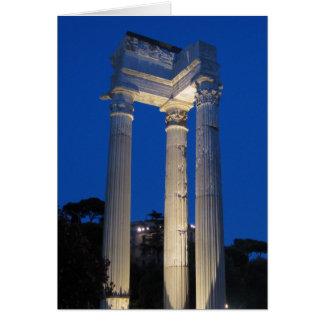 Roma Hälsningskort