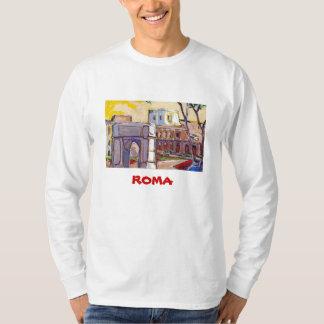 ROMA långärmad Tshirts
