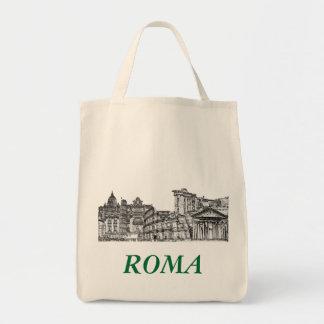 Roma Rome… reser souvenirgåvor Tygkasse