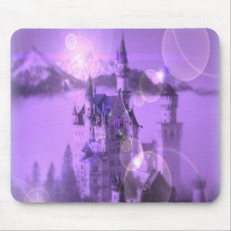 Romantiska lilor rockerar gotiskt bröllop mus matta