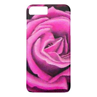 Romantiska nätt pastellfärgade konstiphone case