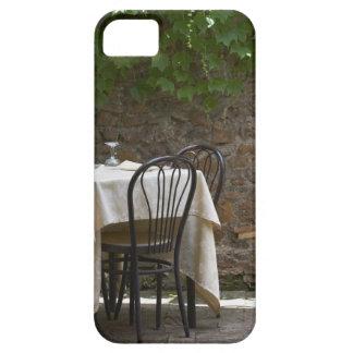 romantiskt bord för två iPhone 5 skal