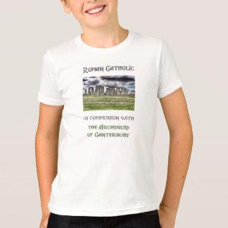 Romare - katolik i nattvardsgång med Archdruiden… T-shirt