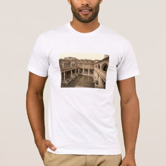 Romarebad och Abbey II, bad, Somerset, England Tee Shirts