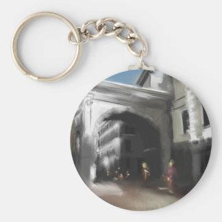 Romarebåge Nyckel Ringar
