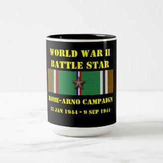 Rome - Arno kampanj Två-Tonad Mugg