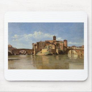 Rome basilicaen av Constantine av Camille Corot Musmatta