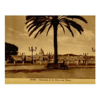 Rome beskådar av Sts Peter domkyrka Vykort