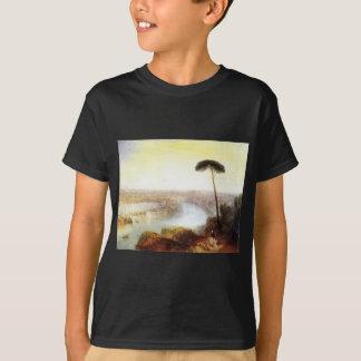 Rome från monteringen Aventine av den William T-shirts