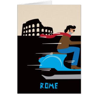 Rome hälsningkort hälsningskort