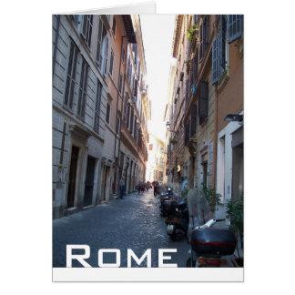 Rome Hälsningskort