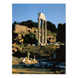 Rome; i fora vykort