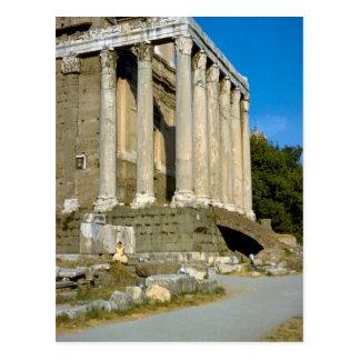 Rome i fora vykort