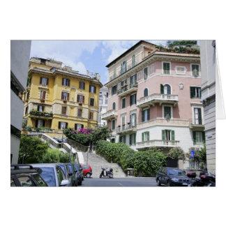 Rome italien hälsningskort
