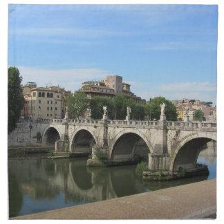 Rome italien tygservett