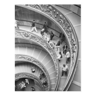 Rome italien, Vatican trappuppgång 3 Vykort