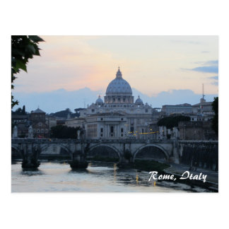 Rome italien vykort