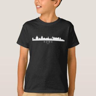 Rome italienhorisont t shirts