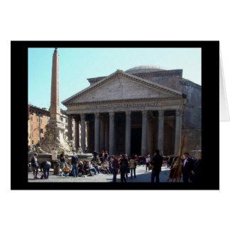 Rome (Pantheon) Hälsningskort