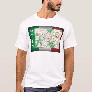 Rome stadskarta tröjor
