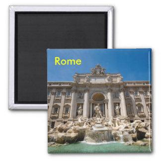 Rome Trevi-fontän Magnet