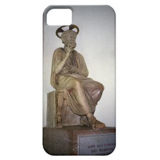 Rome Vatican, forntida staty av St Peter iPhone 5 Hud