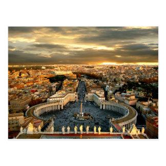 Rome Vykort