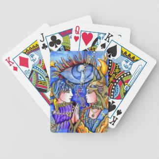 Romeo och Juliet Spelkort