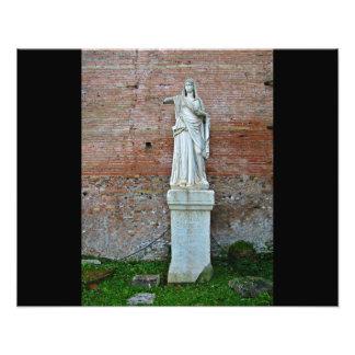 Romersk forastaty fototryck