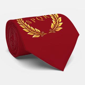 Romersk SPQR-lagrarTie Slips
