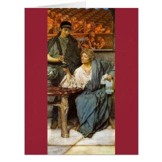 Romersk vinTaster 1861 Jumbo Kort