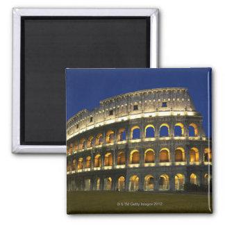 Romerska Colosseum, Rome, italien 3 Magnet