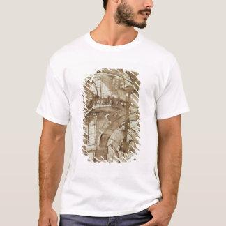 Romerskt fängelse, c.1744-5 t shirt
