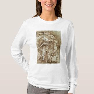Romerskt fängelse, c.1744-5 t shirts