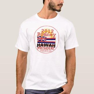 Romney HAWAII Tshirts