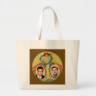 Romney Retro Ryan Jumbo Tygkasse