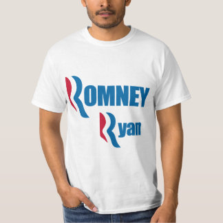 Romney - Ryan 2012 T-shirt