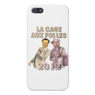 Romney Ryan iPhone 5 Fodral