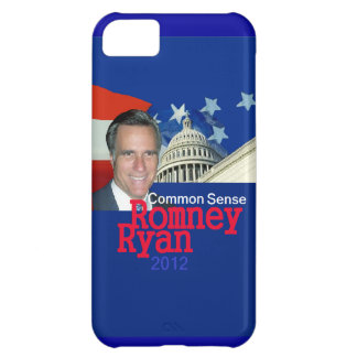 Romney Ryan iPhone 5C Fodral