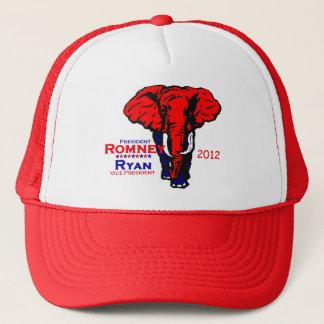 Romney Ryan Truckerkeps