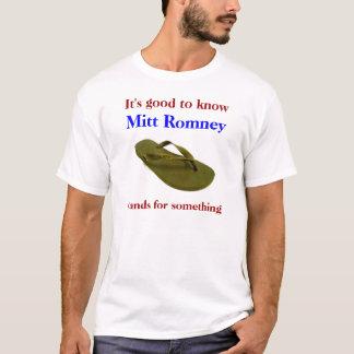 Romney stativ för något t-shirts