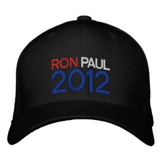 Ron Paul 2012 Broderad Keps