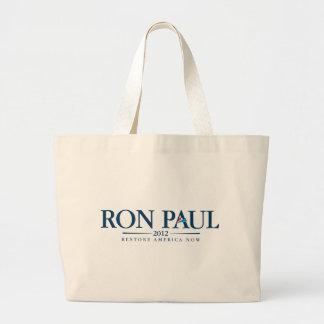 Ron Paul 2012 Jumbo Tygkasse