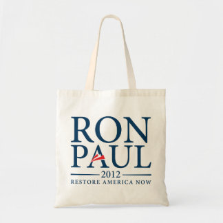 Ron Paul 2012 toto Tygkasse