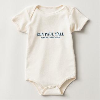 Ron Paul dig - rolig slogan Body