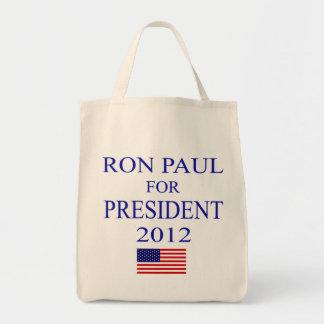 Ron Paul hänger lös Tygkasse